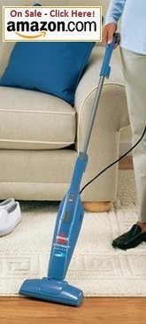 Bissell 3106a Featherweight Lightweight Vacuum