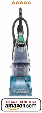Hoover SteamVac Carpet Cleaner with Clean Surge, F5914-900