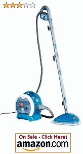 Hoover Enhanced Clean Disinfecting Canister Steam Cleaner - WH20300