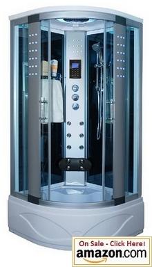 Bath Master 8004-AS Home Luxury Bathtub Spa Sauna