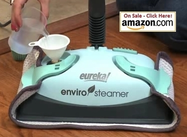 Eureka Enviro Steamer Steam Mop 313a Best Steam Reviews