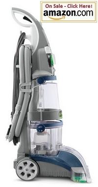 Hoover Max Extract Dual V All Terrain Carpet Washer
