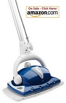 Monster EZ1-XL Pro Floor Steamer