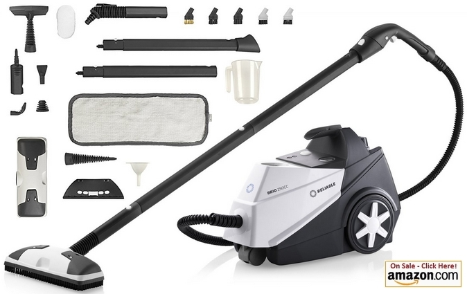 Reliable Brio 250CC Steam Cleaner,